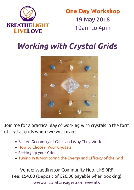 Working with Crystal Grids (1)